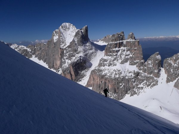 Daily ski mountaineering trips